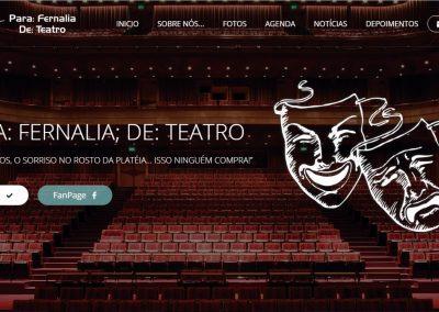 Para:Fernalia; De: Teatro