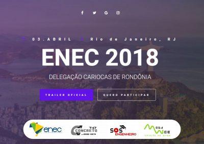 ENEC 2018 – CARIOCAS DE RONDÔNIA/NORTE
