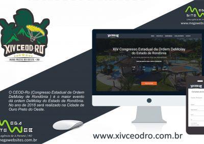 XIV CEOD-RO (Congresso Estadual da Ordem DeMolay do Estado de Rondônia)