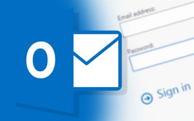 Como configurar e-mail corporativos no Outlook