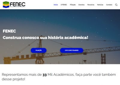 FENEC (Federação Nacional dos Estudantes de Engenharia Civil)