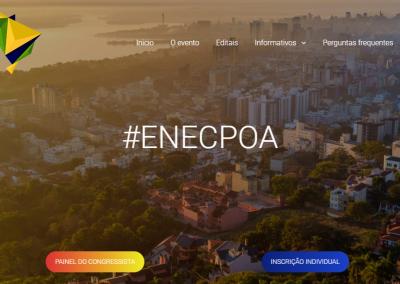 XIII ENEC – Porto Alegre 2019