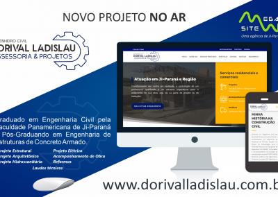 Dorival Ladislau – Engenheiro Civil